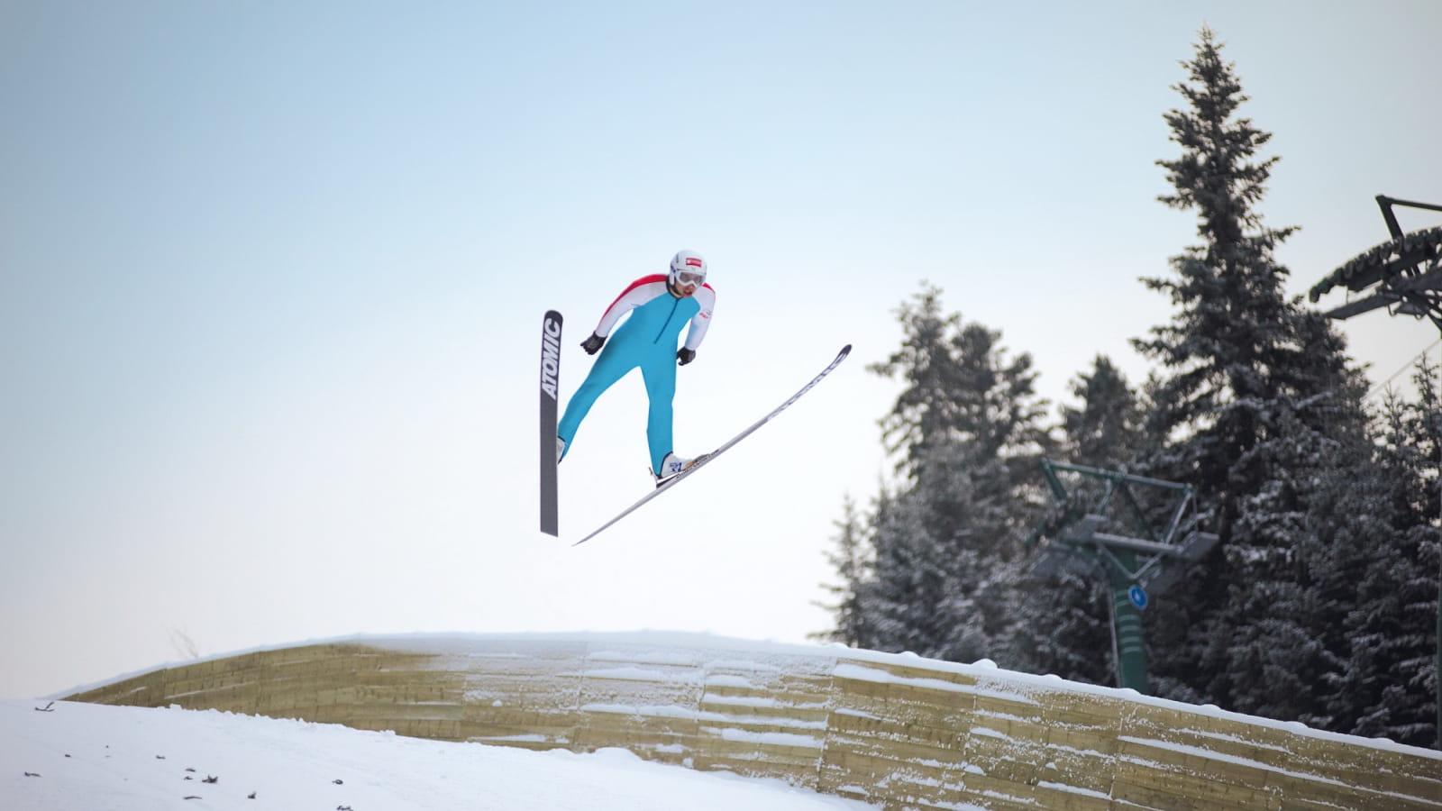 Saut à ski