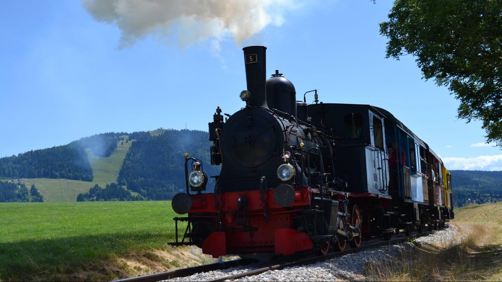 Train touristique