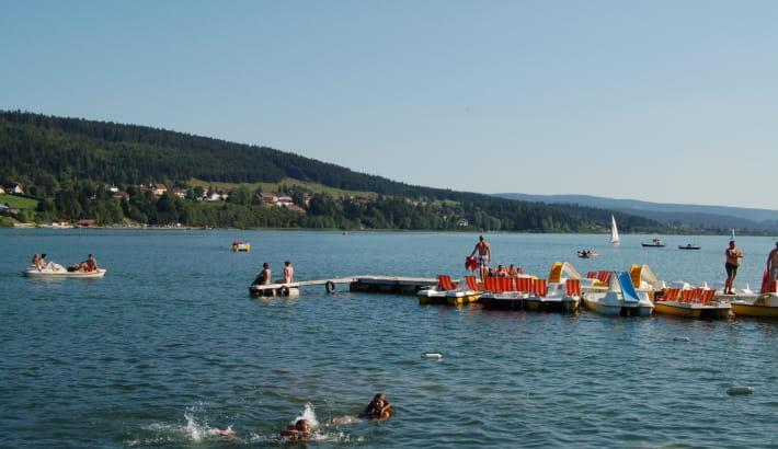 lac de St-Point
